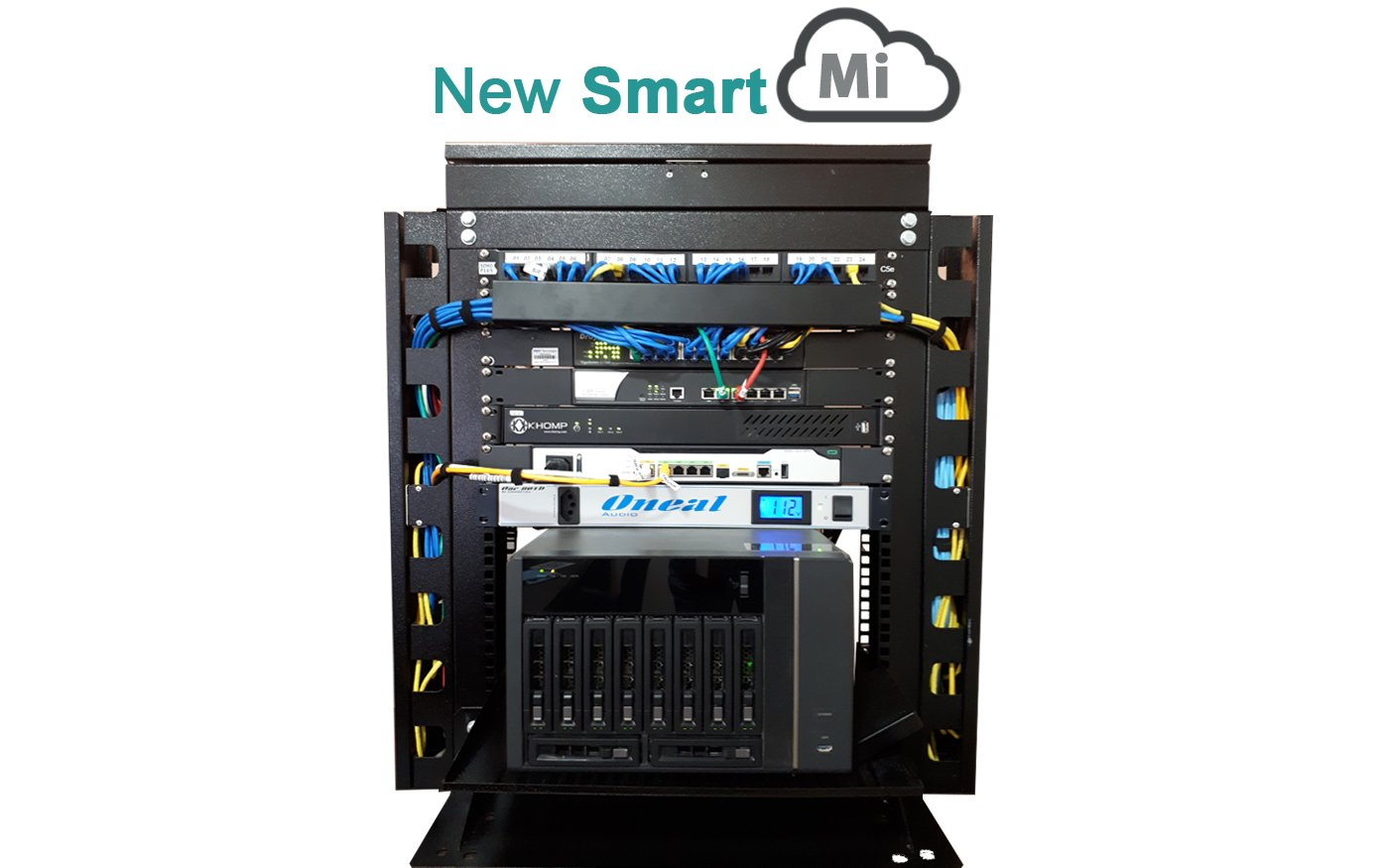 New Smart Cloud