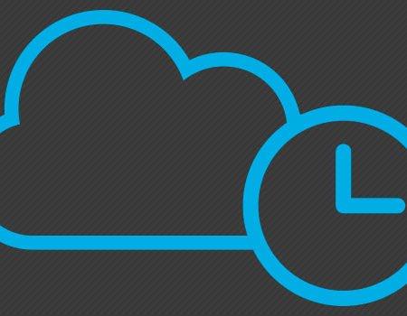 Backup em nuvem, o tempo é o vilão